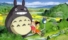 My Neighbour Totoro – review | Culture | The Guardian