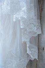 Jeanne d'Arc Living - veil with lace