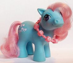 Generation One My Little Ponies Baby