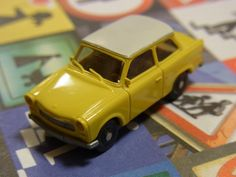 Trabant 601S 1:87 scale model