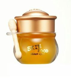 Skinfood honeypot lip balm # 3 honeypot honey