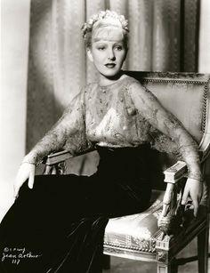 Jean Arthur 1935