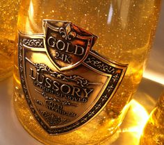 Lussory's 24-Karat-Gold, Alcohol-Free Wine Is All The Rage In ...