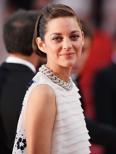 The best beauty looks from Cannes: Marion Cotillard
