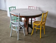 KOPITIAM CHAIRS, STOOLS AND BAR STOOLS | Second Charm- maybe a small table in back area?