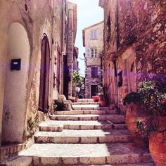 Wanting to get lost in a French village today. #StPaulDeVence #France #Provence #Travel #travelblog