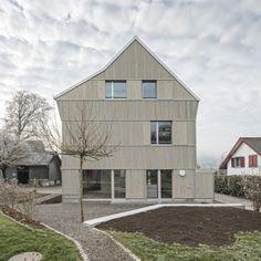 Haus in Glattfelden
