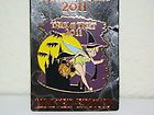 WDW- Disney Halloween 2011 - Trick or Treat Pin - Tinker Bell as a Witch