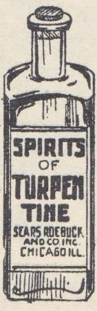 This elixir was ingested to kill intestinal parasites—and hopefully not their human host. Turpentine still has modern medicinal uses, but usually in chest rubs (Vicks, for example) and not drinkable medicines.