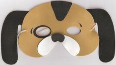Areti's Place: Πατρόν για αποκριάτικες μάσκες