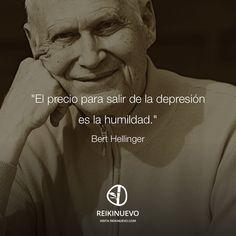 Salir de la depresión (Bert Hellinger) http://reikinuevo.com/salir-depresion-bert-hellinger/