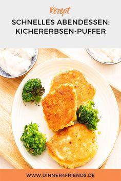 #SchnellesEssen #Feierabendküche: #Kichererbsenpuffer #Familyfood #Hausgemacht #selbstgemacht #gesundesEssen #veggie #begetarisch