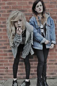 #lovely #grunge