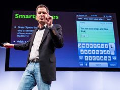 "Inspiring TED Talks via @Tomorrow Knight | VIDEO: ""10 top time-saving tech tips"" by David Pogue"