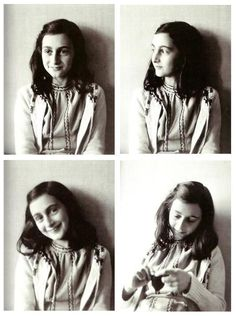 Anne Frank :)  Maybe we are related?