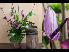Bloomtube Bouquet Tales Masculine Floral Inspiration How to make DIY
