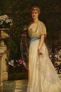 1902-1904 Olga Paley, Countess Gogonfelsen, by Pascal Adolf Jean ...