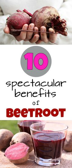 10 spectacular benefits of beetroot - Beauty-Total.info - In Love With Beauty