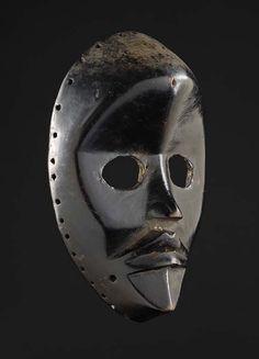 African Masks, African Art, Go Master, High Forehead, Spirit World, Liberia, Masks Art, Ivory Coast, Pattern Art