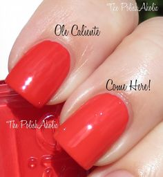 1000 Images About Red Polishes On Pinterest Opi China