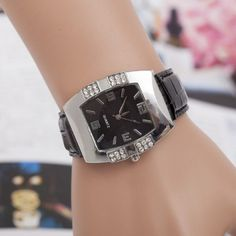 Relojes Mujer 2016 Fashion luxury brand Quartz Men/Women Casual Watch Dress Watches Women Rhinestone Japanese Style Quartz Watch
