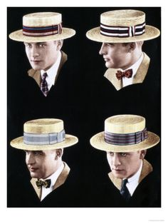 Going to find these vintage hats