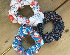 NorthernNeverland Handmade Mouse Ears by NorthernNeverland on Etsy Dory Finding Nemo, Mouse Ears, Disney Inspired, Scrunchies, 4th Of July Wreath, Burlap Wreath, Etsy Seller, Handmade Gifts, Kid Craft Gifts