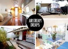 The Santa Barbara Auto Camp in California is a vintage Airstream hotel to dream about.