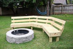 Садові меблі своїми руками: 45 фото-ідей - LifeHack