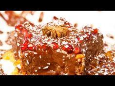 Glazed Chocolate Orange Brownies - Ligia's Kitchen