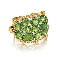 Verdura | Products | BRACELETS | Cluster Bracelet - http://www.verdura.com/store/bracelets/products/cluster-bracelet