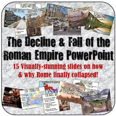 HOMEWORK HELP: fall of roman empire essay, need help?