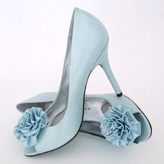 Romantic Evening, Blue Party, French Blue, Wedding Story, Something Blue, Shades Of Blue, Favorite Color, Light Blue, Shoes