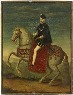 charles ix from Chantilly museum Painted Horses, Adele, Saint Paul Trois Chateaux, Elizabethan Costume, Renaissance Men, Modern History, 16th Century, Middle Ages, Folk Art