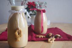 Vánoční karamelový likér – Jídlo jako dárek Pudding, Cooking, Desserts, Christmas, Food, Kitchen, Tailgate Desserts, Xmas, Deserts