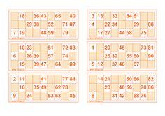 10 Ideas De Loteria Cartones De Bingo Bingo Para Imprimir Juegos De Loteria