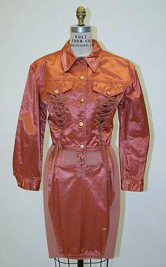 Suit Designer Jean Paul Gaultier (French 1ccfd28cd57a