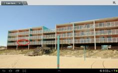 Nags Head Vacation Rental - VRBO 3556876ha - 2 BR Northern Coast & Outer Banks Condo in NC, Magnificient Views! Newly Renovated, Obx Oceanfr...