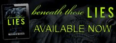 Whispered Thoughts: Release Day Launch: BENEATH THESE LIES By: Meghan March