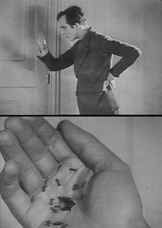 via Un Chien Andalou (1929, dir. Luis Buñuel) ;Amusingly enough, a great many  psychiatrists and analysts (i.e., film critics) have had a great deal to  say about my movies.  I'm grateful for their interest, but I never read  their articles, because when all is said and done, psychoanalysis (i.e., film criticism), as a therapy, is strictly an upper-class  privilege. Some analysts - in despair, I suppose - have declared me  unanalyzable, as if I belong...