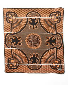 The Basotho Blanket - Kharetsa is Jacqard-woven and made from virgin lambswool, being the first shear of a lamb its a durable firm but very soft touch.