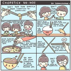 The Japanese Way of Using Chopsticks + Sushi Etiquette in Japan |