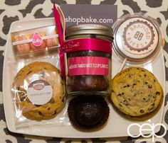 Click and you could win a ShopBake.com Prize Packl! (Canada only)