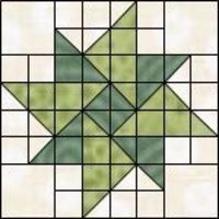 double aster quilt block pattern Advertiser link but great design Barn Quilt Designs, Barn Quilt Patterns, Pattern Blocks, Half Square Triangle Quilts, Square Quilt, Painted Barn Quilts, Star Quilt Blocks, Star Quilts, Mini Quilts