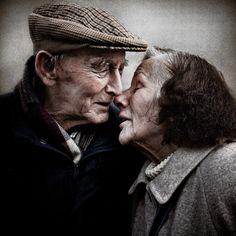 El amor no tiene edad.