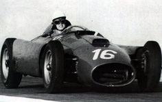1957 Mike Hawthorn, Ferrari D50