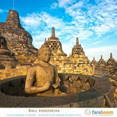 Bali, Indonesia   #travel #Bali #fareboom