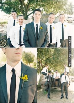 groomsman outfits | CHECK OUT MORE IDEAS AT WEDDINGPINS.NET | #bridesmaids