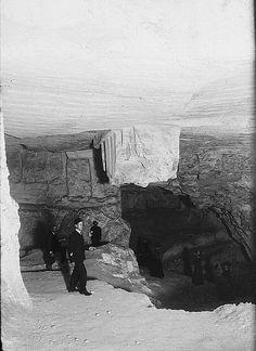 O Jerusalem--the cotton grotto