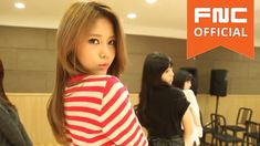 AOA - 짧은 치마(Miniskirt) 안무영상(Dance Practice) Eye contact ver.